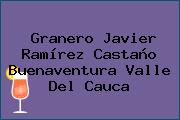 Granero Javier Ramírez Castaño Buenaventura Valle Del Cauca