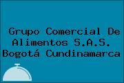 Grupo Comercial De Alimentos S.A.S. Bogotá Cundinamarca