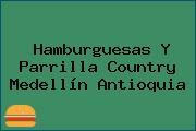 Hamburguesas Y Parrilla Country Medellín Antioquia