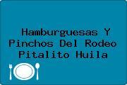 Hamburguesas Y Pinchos Del Rodeo Pitalito Huila