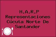 H.A.R.P Representaciones Cúcuta Norte De Santander
