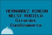 HERNANDEZ RINCON NELSY RUBIELA Girardot Cundinamarca
