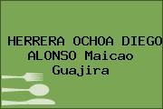 HERRERA OCHOA DIEGO ALONSO Maicao Guajira