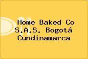 Home Baked Co S.A.S. Bogotá Cundinamarca