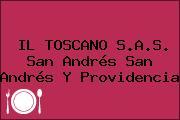 IL TOSCANO S.A.S. San Andrés San Andrés Y Providencia
