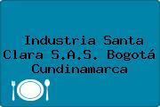 Industria Santa Clara S.A.S. Bogotá Cundinamarca