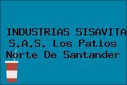 INDUSTRIAS SISAVITA S.A.S. Los Patios Norte De Santander