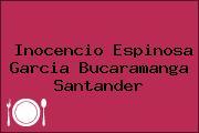 Inocencio Espinosa Garcia Bucaramanga Santander