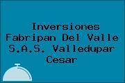 Inversiones Fabripan Del Valle S.A.S. Valledupar Cesar