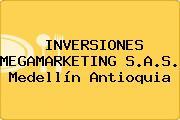 INVERSIONES MEGAMARKETING S.A.S. Medellín Antioquia