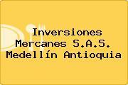 Inversiones Mercanes S.A.S. Medellín Antioquia