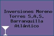 Inversiones Moreno Torres S.A.S. Barranquilla Atlántico