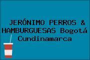 JERÓNIMO PERROS & HAMBURGUESAS Bogotá Cundinamarca