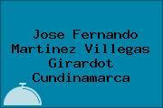 Jose Fernando Martinez Villegas Girardot Cundinamarca