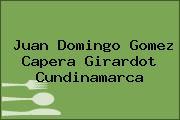 Juan Domingo Gomez Capera Girardot Cundinamarca