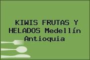 KIWIS FRUTAS Y HELADOS Medellín Antioquia