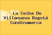 La Ceiba De Villanueva Bogotá Cundinamarca