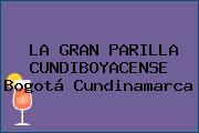 LA GRAN PARILLA CUNDIBOYACENSE Bogotá Cundinamarca