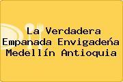 La Verdadera Empanada Envigadeña Medellín Antioquia