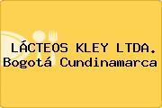 LÁCTEOS KLEY LTDA. Bogotá Cundinamarca