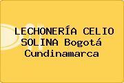 LECHONERÍA CELIO SOLINA Bogotá Cundinamarca