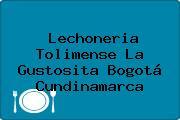 Lechoneria Tolimense La Gustosita Bogotá Cundinamarca
