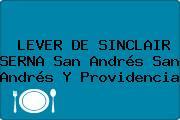 LEVER DE SINCLAIR SERNA San Andrés San Andrés Y Providencia