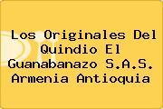 Los Originales Del Quindio El Guanabanazo S.A.S. Armenia Antioquia