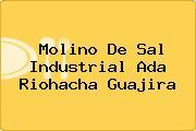 Molino De Sal Industrial Ada Riohacha Guajira