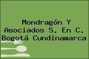 Mondragón Y Asociados S. En C. Bogotá Cundinamarca
