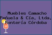 Muebles Camacho Peñuela & Cía. Ltda. Montería Córdoba