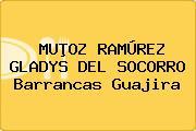 MUÞOZ RAMÚREZ GLADYS DEL SOCORRO Barrancas Guajira
