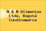 N & N Alimentos Ltda. Bogotá Cundinamarca