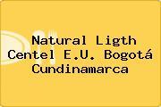 Natural Ligth Centel E.U. Bogotá Cundinamarca