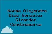 Norma Alejandra Diaz Gonzalez Girardot Cundinamarca