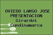 OVIEDO LARGO JOSE PRESENTACION Girardot Cundinamarca