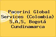 Pacorini Global Services (Colombia) S.A.S. Bogotá Cundinamarca