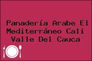 Panadería Arabe El Mediterráneo Cali Valle Del Cauca