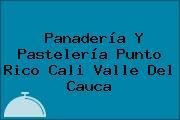 Panadería Y Pastelería Punto Rico Cali Valle Del Cauca