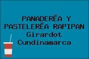 PANADERÌA Y PASTELERÌA RAPIPAN Girardot Cundinamarca
