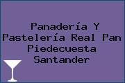 Panadería Y Pastelería Real Pan Piedecuesta Santander