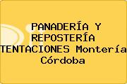 PANADERÍA Y REPOSTERÍA TENTACIONES Montería Córdoba