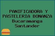 PANIFICADORA Y PASTELERIA BONANZA Bucaramanga Santander