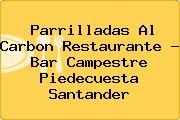 Parrilladas Al Carbon Restaurante - Bar Campestre Piedecuesta Santander