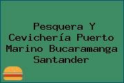 Pesquera Y Cevichería Puerto Marino Bucaramanga Santander