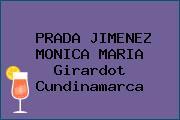 PRADA JIMENEZ MONICA MARIA Girardot Cundinamarca