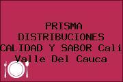 PRISMA DISTRIBUCIONES CALIDAD Y SABOR Cali Valle Del Cauca