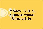 Prodex S.A.S. Dosquebradas Risaralda