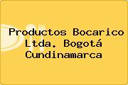 Productos Bocarico Ltda. Bogotá Cundinamarca