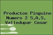 Productos Pinguino Numero 2 S.A.S. Valledupar Cesar